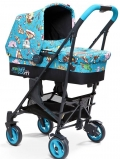 Детская коляска Cybex Callisto Jeremy Scott multicolour
